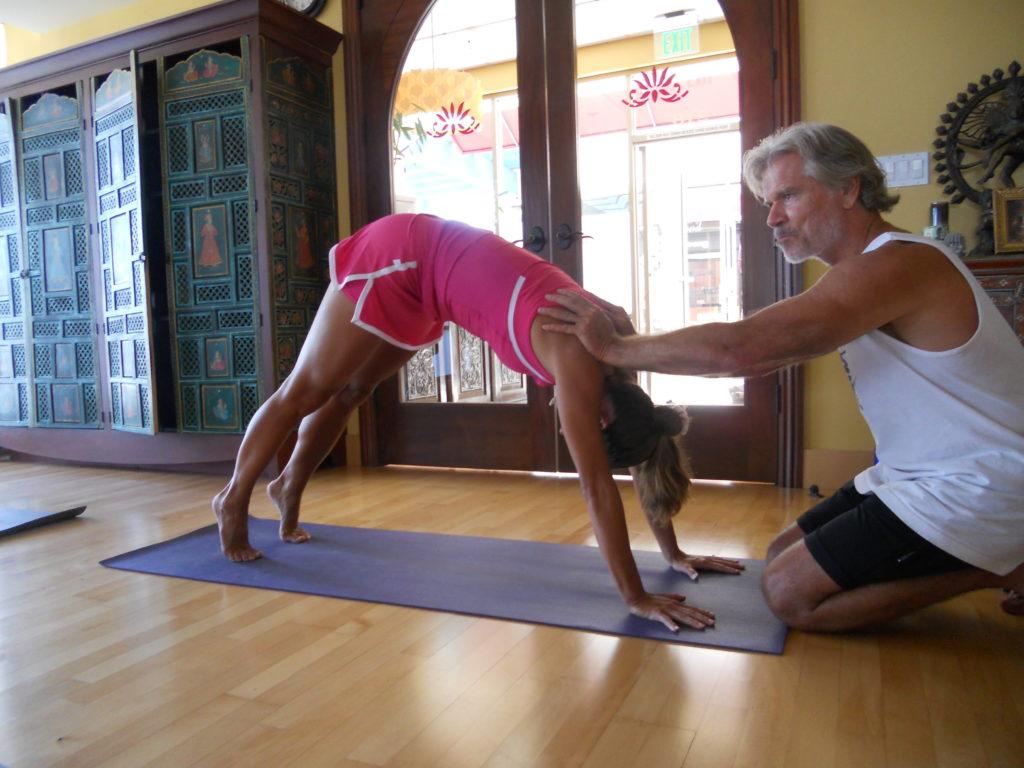 школа йоги Тима Миллера